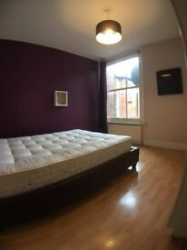 SINGLE/TWIN/DOUBLE ROOMS same flat 30sec walking from Willesden Green / jubilee 24h zone 2
