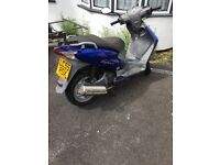 Honda Dylan Fully serviced and fast runner