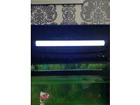 84ltr tropical fish aquarium and stand
