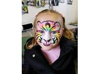 Face Painter Balloon Modeller Edinburgh and Central Scotland