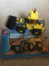 Lego City Construction vehicle