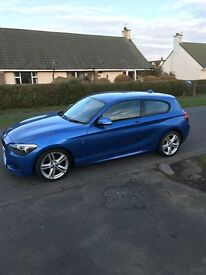BMW 1 Series M Sport in excellent condition