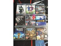 PS3, 2 controllers,26 top games