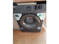 Beko 10kg Washing Machine WTB1041R2A - A+++ energy rating. 1400rpm