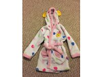 Girls 2 to 3 Years Disney Store Dressing Gown