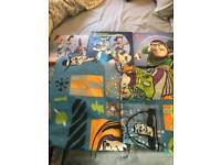 Toy Story Canvases