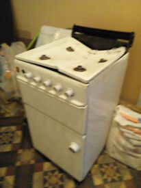 Gas Cooker for scrap or spares
