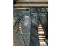 Crosshatch mens jeans