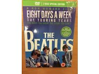 THE BEATLES 2 DISC SPECIAL EDITION 8 DAYS A WEEK The Touring Years