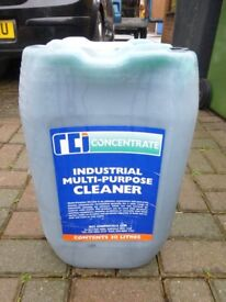 INDUSTRIAL MULTI PURPOSE CLEANER,