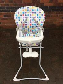 Graco - Spotted Highchair