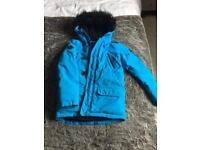 Boys Winter Jacket Next Age 8
