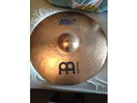 Cymbals - Meinl, Stagg