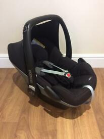 For Sale - Group 0 - Maxi Cosi Pebble Car Seat