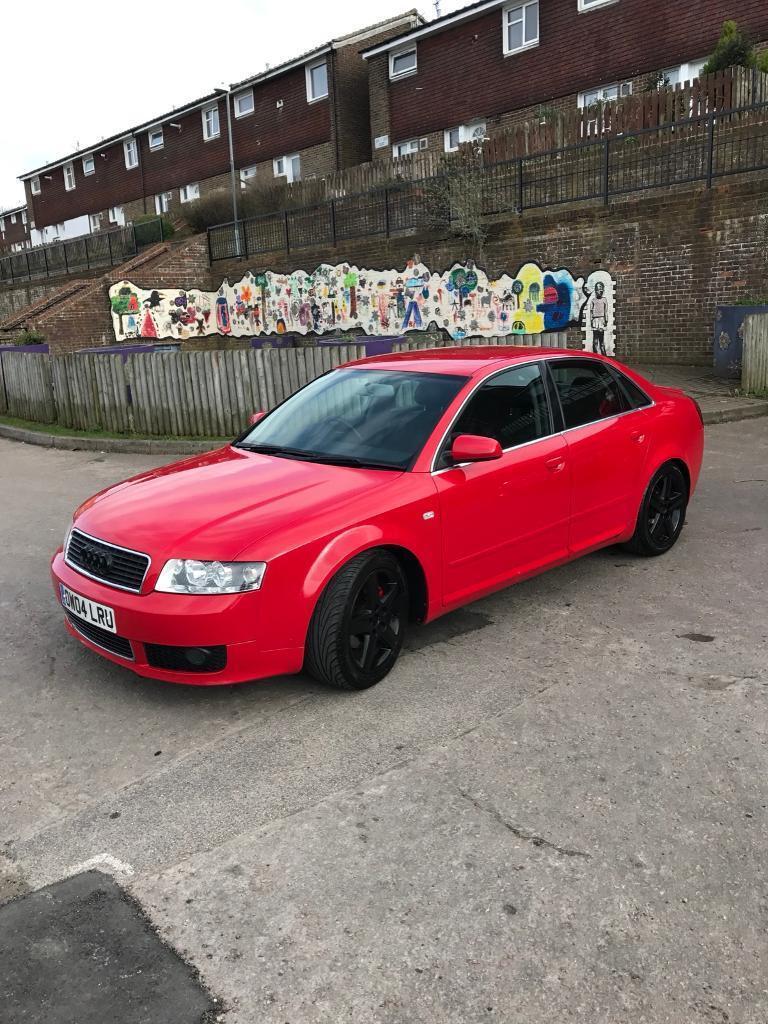Audi A4 1,9 Tdi Sport