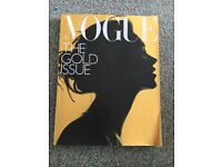 Gold and Silver Millennium Vogue editions
