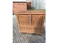 Large fishing basket