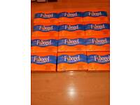 Fybogel Sachets Orange Flavour x 12 boxes.