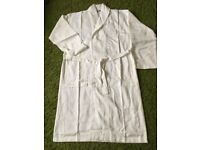 Dressing gown NEW size M/L and 2-3 age 6-7