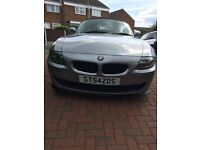 BMW Z4 2.0 petrol manual 2006