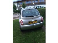 Nissan Micra Sport 1.2 low milage,excellent runner and 12mths mot