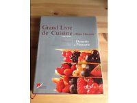 Grand Livre de Cuisine (d' Alain Ducasse)
