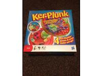 Hasbro Kerplunk board game excellent condition Christmas Present