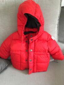 c77b3f1dd Baby gap coat 6-12 months