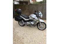 BMW R1150R excellent buy with luggage