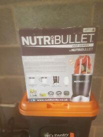 New Nutri Bullet