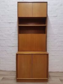 G-plan Wall Unit (DELIVERY AVAILABLE FOR THIS ITEM OF FURNITURE)
