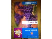 French BBC Active (Talk 2) book only