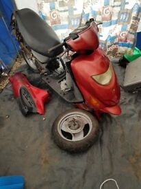 Chinese moped spares