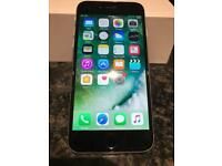 iPhone 6 - 64gb Space Grey NEW BATTERY
