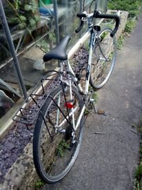 Lovely old racing bicycle