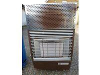 Calor Gas Heater (Alvima AR/P Mk 5 Radiant Heater Including Regulator Valve)