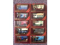 Models of yesteryear matchbox vintage Diecast Collectable model joblot classic die cast car no lledo