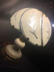 Touch sense table lamp