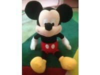 MICKEY MOUSE PLUSH TOY 38 CM