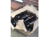 Home brew beer PET bottles