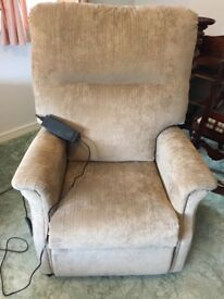 Riser Recliner 16 Months Old Life Comfort Products Ltd *With warranty*