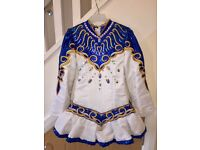 U9-11 Irish Dancing Doire Costume