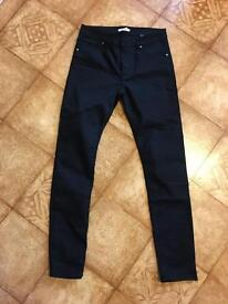 H&M Black jeans size euro 40 x2 available