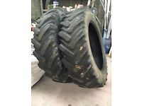 Firestone 16.9 R38 and 13.6 R28 tractor tyres