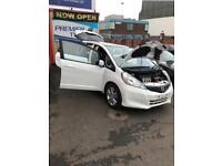 2014 Hond Jazz Automatic Miles 1 owner from new