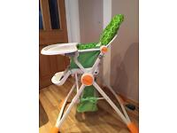 Baby/toddler Chicco High Chair