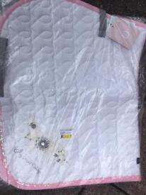 Bnwt saddle blanket. Full size