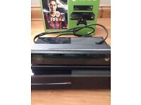 Xbox One with kinect 9 games swap for PS4