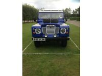 Classic Land Rover Series 3 for sale