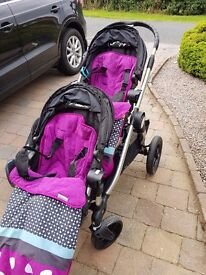 City Select Baby Jogger for Twins